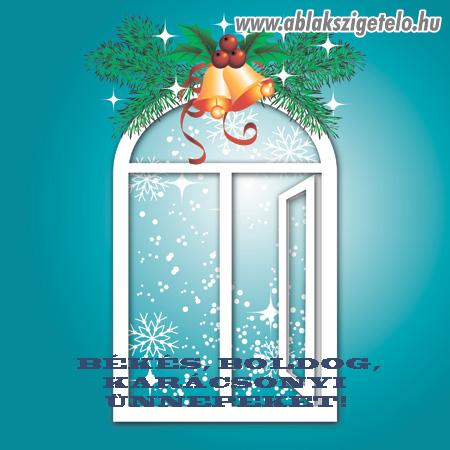 Békés, boldog, karácsonyi ünnepeket!