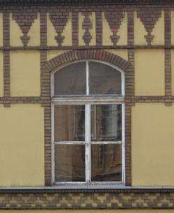 Ívelt ablak