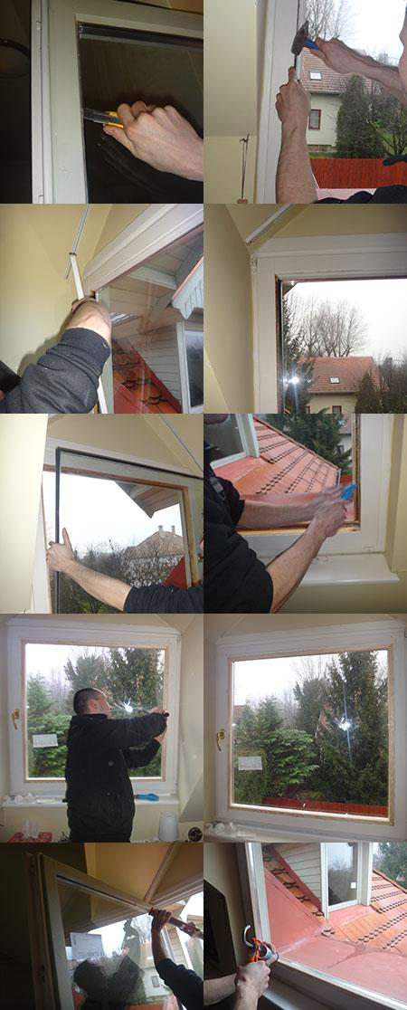 Hőszigetelő üveg csere, ablakfelújítás.