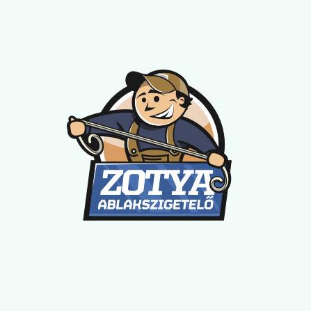 Zotya ablakszigetelő logó