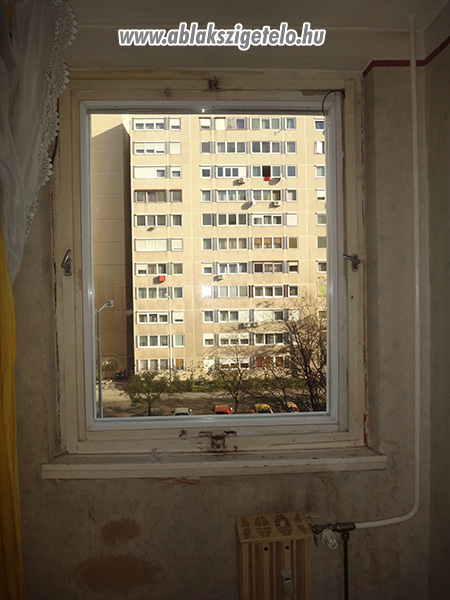 tessauer panel ablak