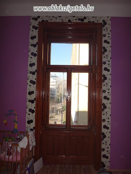 Ablakok élettartamnak a meghosszabbítása ablakszigeteléssel