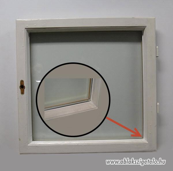 Gerébtokos ablak felújítás