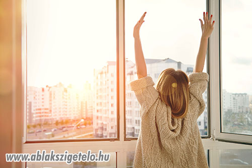 utólagos ablakszigetelés