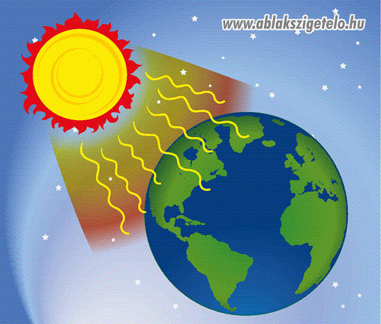 UV sugárzás hatása az ablakszigetelésre