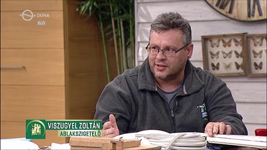 Család barát magazin Viszugyel Zoltán